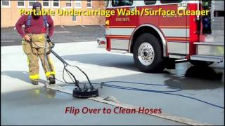 Erie-ProPortable Undercarriage Wash/Surface Cleaner