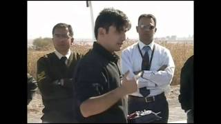 2005 Ekim: Selcuk Bayraktar Mini IHA Ucus Demosu kapan?s konusmas?