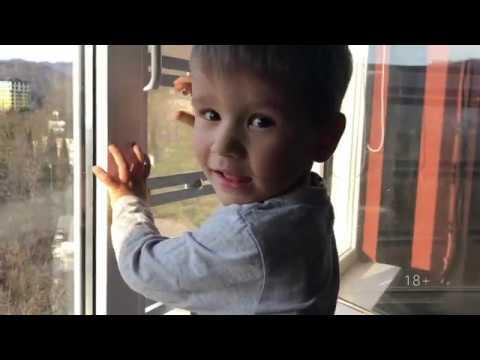 Защита на окна для детей