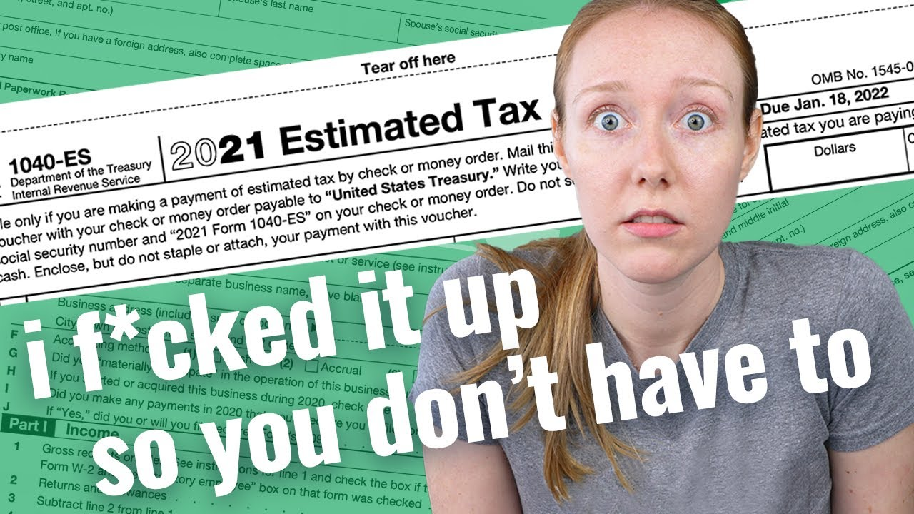 Self-Employed Taxes: What Freelancers NEED to Know