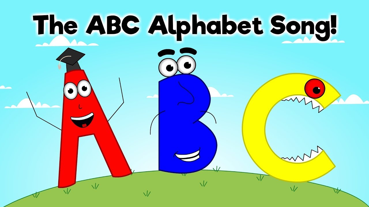 ABC Alphabet Song | Acoustic Children's Abc Song - YouTube