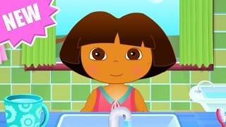 Dora The Explorer - Baby-Dora Hygiene Pflege - Dora the Explorer Vollständige Episoden