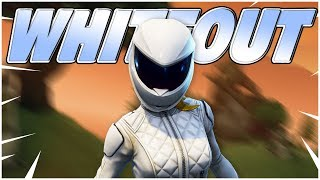 NEUE WHITEOUT SKIN GAMEPLAY in FORTNITE!
