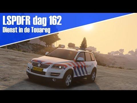 GTA 5 lspdfr dag 162 - Dienst in de volkswagen Touareg