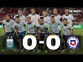 Argentina Vs Chile (Amistoso 2019 - RESUMEN)