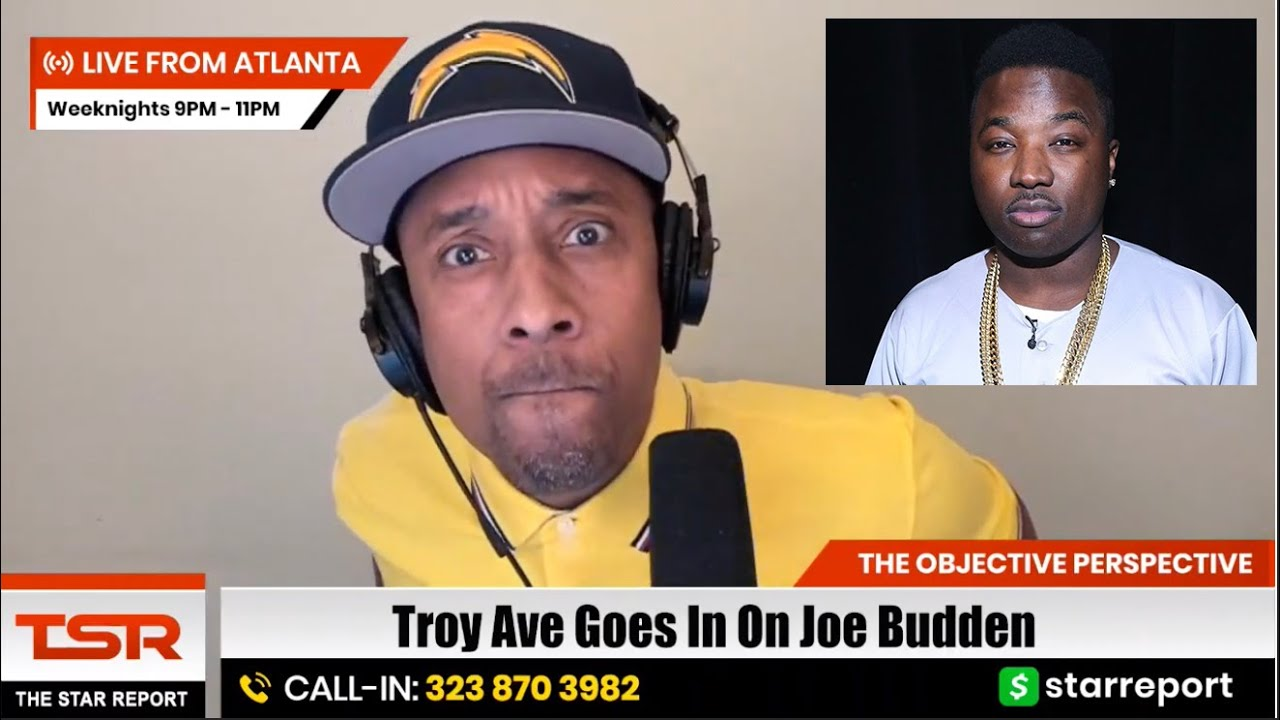 Troy Ave Goes In On Joe Budden (Interview)