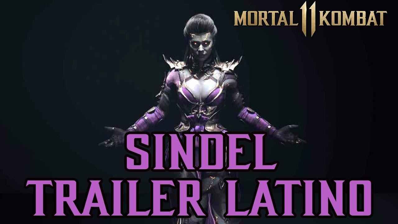 Mortal Kombat 11  |  Trailer de Sindel  | Español Latino  (Sindel Trailer)