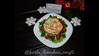 """Салат """"Венеция"""": рецепт от Foodman.club"""