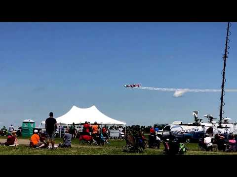 Redline at the Vectren Dayton Air Show 6/25/17