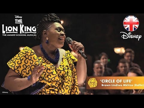 THE LION KING | Circle of Life - Live Performance, London | Official Disney UK