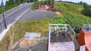 Lumberyard Bike Park Portland 2 yr Anniversary 1080p