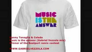 Danny Tenaglia - Music Is The Answer (Gabriel Vezzola remix)