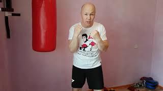 Уроки бокса в домашних условиях 2