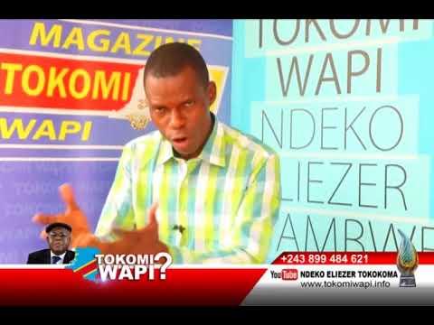 TOKOMI WAPI DU 27 12 2017 BA CHINOIS BA TOMBOKI NA CONGO