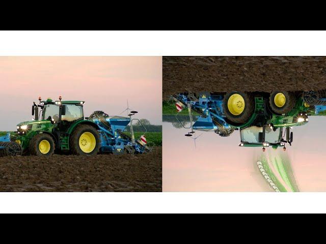 Usługi FarmSight  - wywracamy serwis do góry kołami | John Deere PL