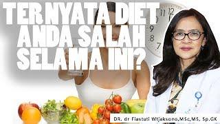 Gambar cover Panduan Diet Sehat Yang Benar DR. Dr. Fiastuti Witjaksono, MSc, MS, SpGK