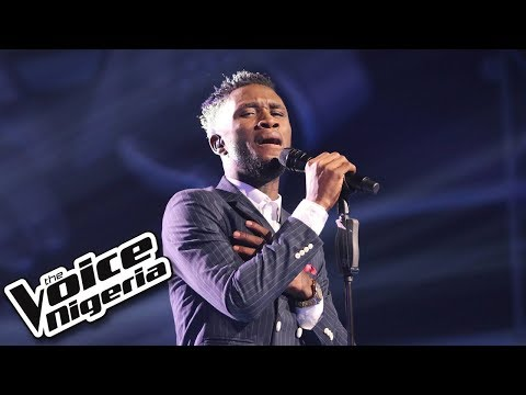 "Idyl - ""You Suppose Know""/ Live Show/ The Voice Nigeria Season 2"