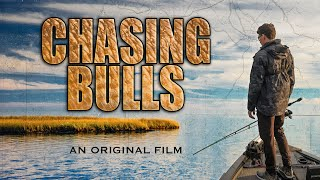CHASING BULLS in the LOUISIANA Marsh - An Original Film