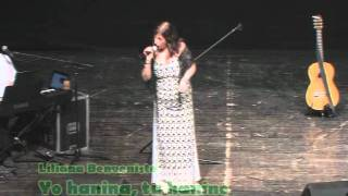 Tel Aviv 09 - Yo hanina, tu hanino - Liliana Benveniste