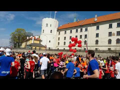 Lattelecom Rīgas maratons 2017. 6km distance