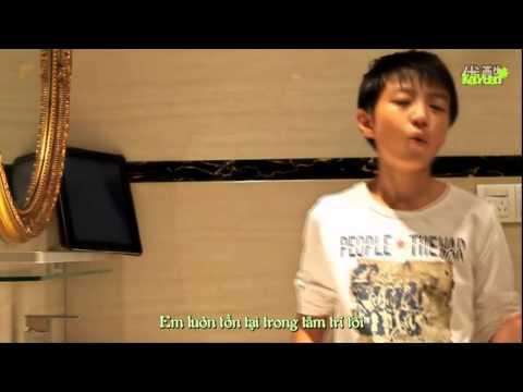 [KaiYuan][Vietsub]Trong tiếng hát của tôi - Vương Tuấn Khải