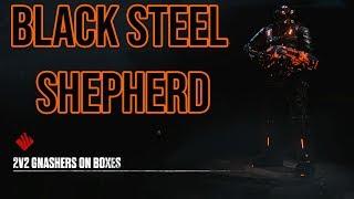 GEARS OF WAR 4 | Black Steel Shepard Gameplay. Bloodmoon Imago 2v2