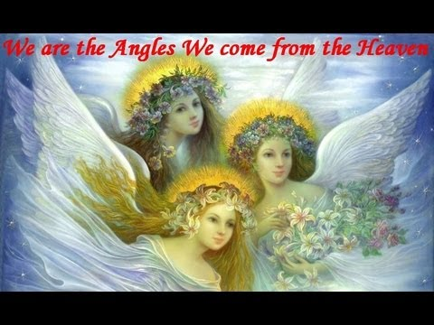 We are the angels (World Peace Day song - in English)