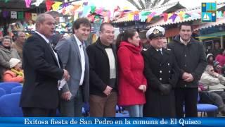Exitosa fiesta de San Pedro se realizó en El Quisco