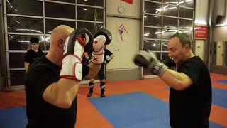 Bujin Gym Essen Trailer 2018