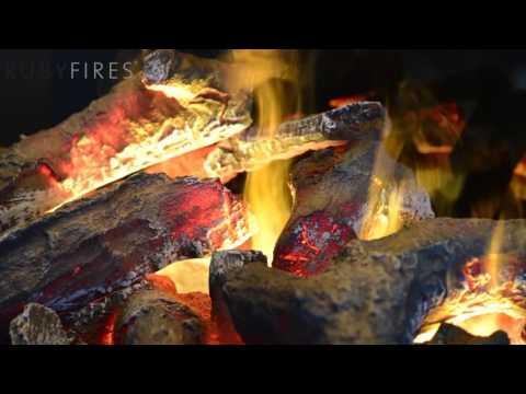 ruby fires mystic fire elektrokamin mit raucheffekt doovi. Black Bedroom Furniture Sets. Home Design Ideas