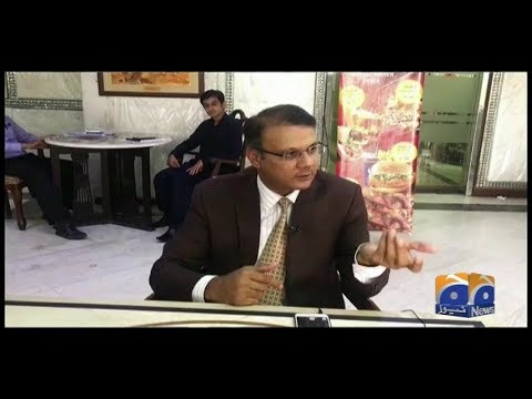 Geo Parliament With Arshad Waheed Chaudhry - 19 May 2019