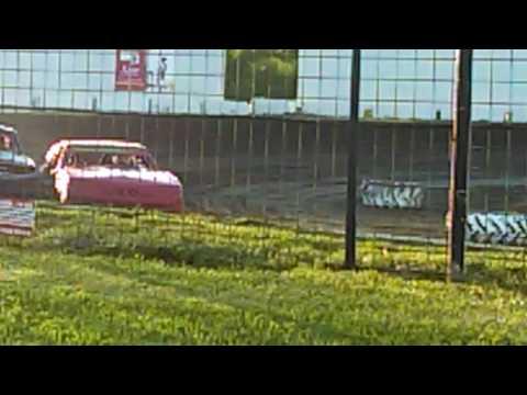 Buffalo River Race Park (Trip 2) Race 1 Part 2 (Crash)