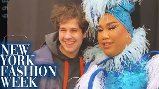 NEW YORK FASHION WEEK VLOG 4 | PatrickStarrr
