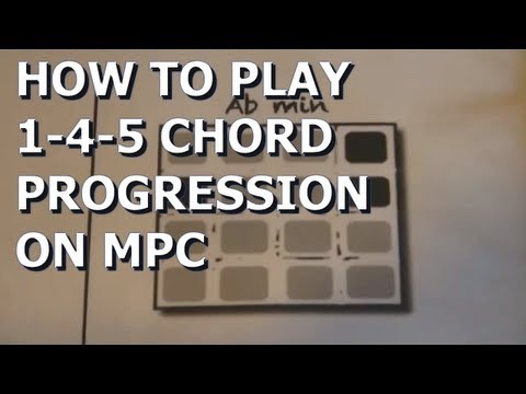 Hip Hop Chords | 1-4-5 Minor Technique