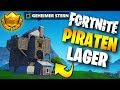 Fortnite Alle Piratenlager Karte
