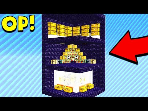 HOW TO BUILD A GOD BASE IN MINECRAFT!