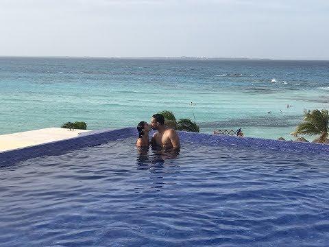 A weekend in Cancun | Diana & Jose