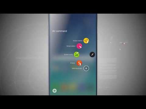 Use Air Command on the Samsung Galaxy Note 5
