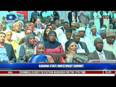 Kaduna State Investment Summit Day 2 Pt 7