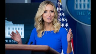White House Press Secretary Kayleigh McEnany holds a briefing | FULL, 10/01/20