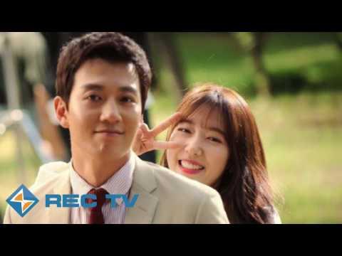 """Park Shin Hye nhí nhảnh bên tài tử """"Chuyện tình Harvard"""""""