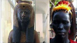 BLACK QUEENS of KEMET (Egypt), Nubia Eypt Africa