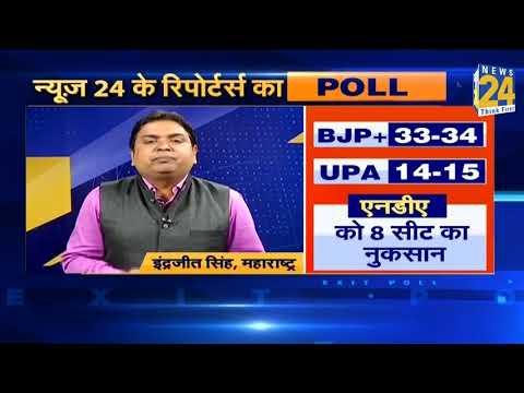 News24 के Reporters का Poll- अबकी बार किसकी सरकार ?