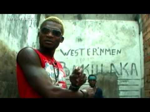 "arte tracks, ""angry africa""  Musik im Kongo"