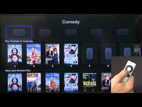 Renting Videos Using Your Apple ID