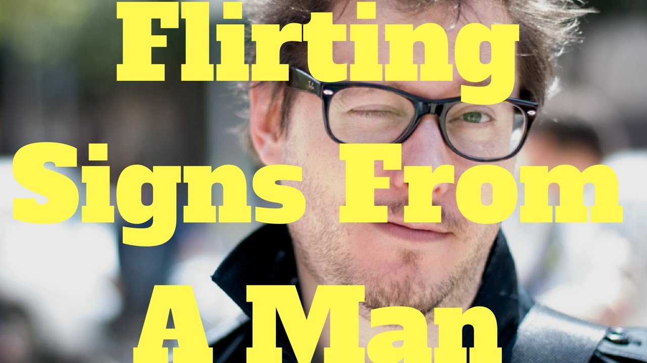 flirting signs on facebook images today youtube news