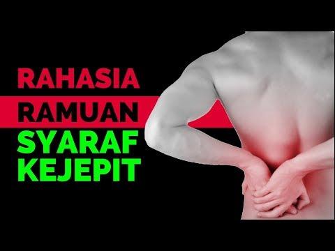 Pasien mengalami keluhan tertentu saat terjadi saraf terjepit di tulang belakang tergantung saraf ma.