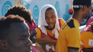 Bahamas v FIFA Beach Soccer All Stars -  Beach Soccer Match