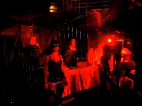 MISS MARASCIA + MC GARGHY @ SCANDAL & PORNOGRAPHY 9 10 2010 - the cube