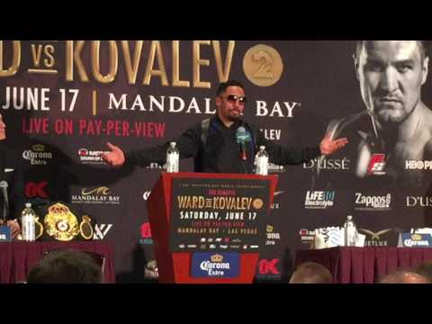 Andre Ward - It's Not My Fault!